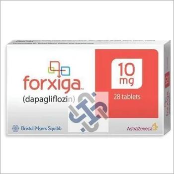 Dapagliflozin 10mg Tablets