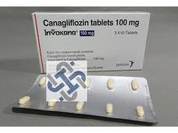 Canagliflozin 100mg Tablets
