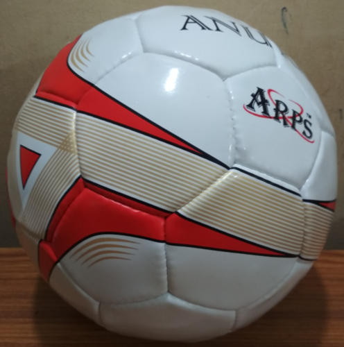 Foot Ball Anurupa Star No.5 Synthetic (Glossy)