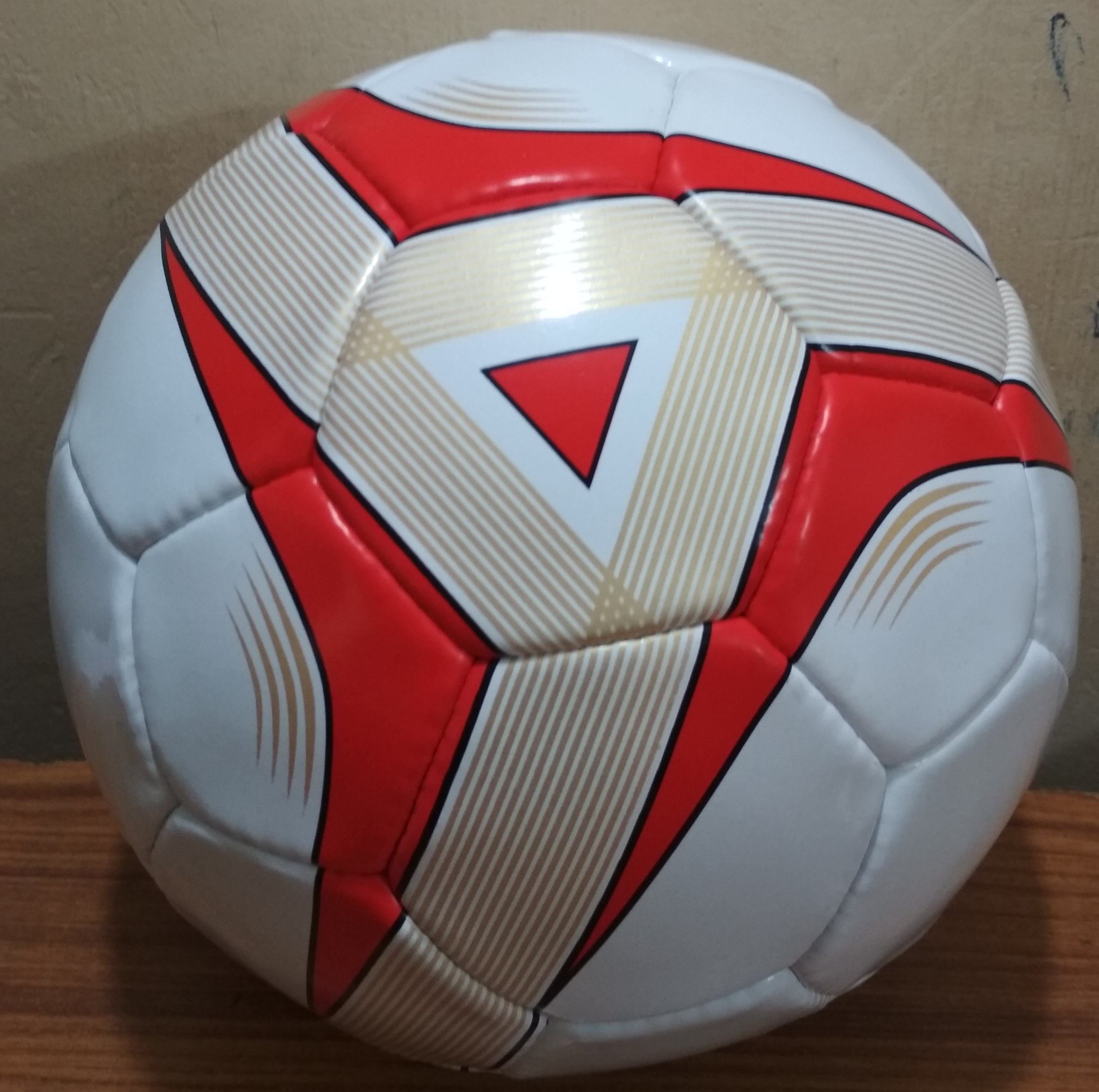Foot Ball Anurupa Star No.5 Synthetic (Glossy)
