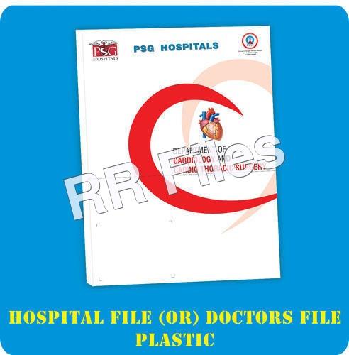 Hospital Plastic File