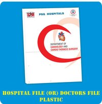 Hospital Plastic File