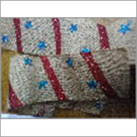 Jute Christmas Ribbon