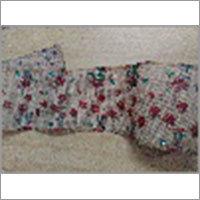 Printed Jute Ribbon Roll