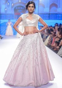 Ladies Silk Lehenga