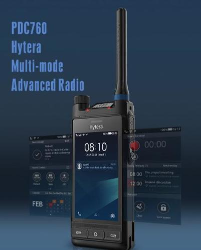 Hytera Multi Mode Advanced Radio