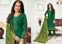 Embroidery Georgette Suits