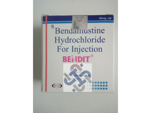 Bendit Bendamustine 100mg Injection