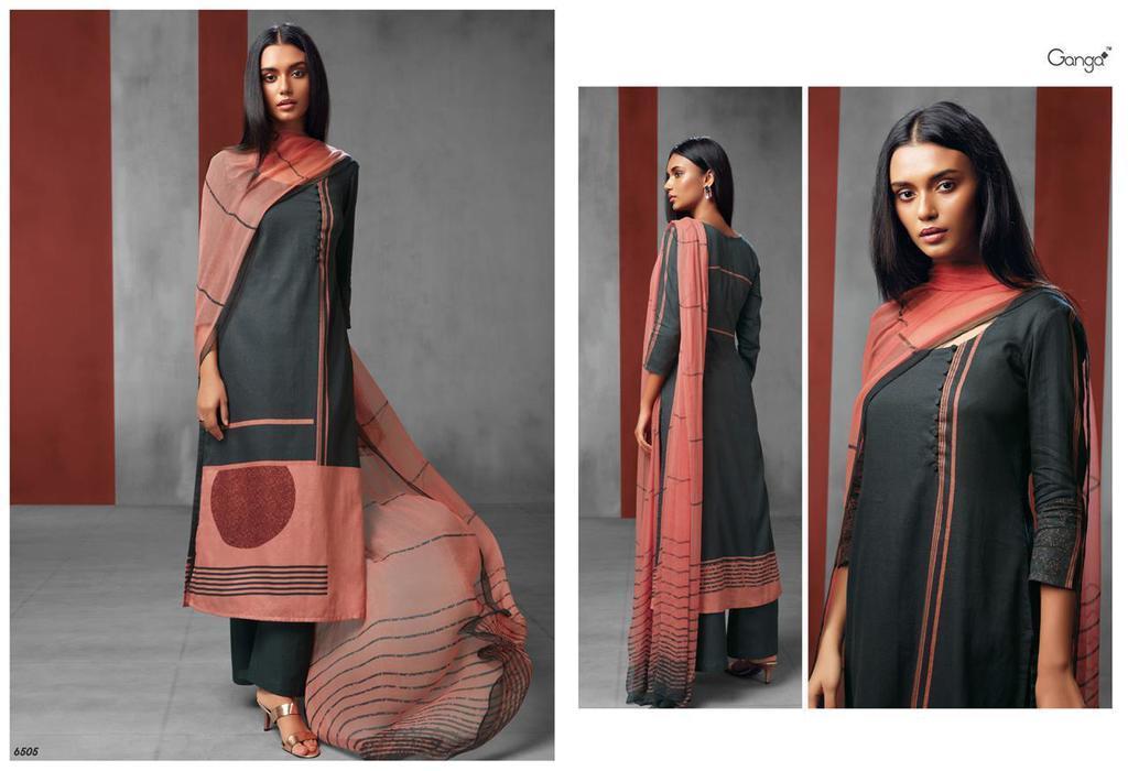 Satin Printed Suits