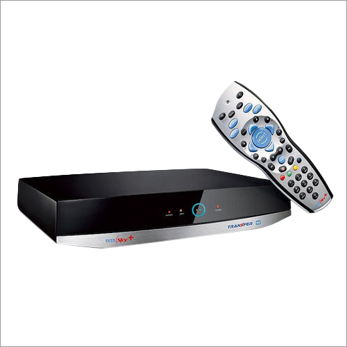 Tata Sky Plus Set Top Box