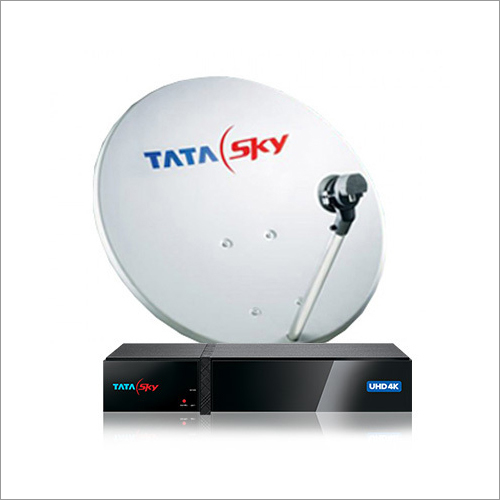 Tata Sky Ultra HD 4K Set Top Box