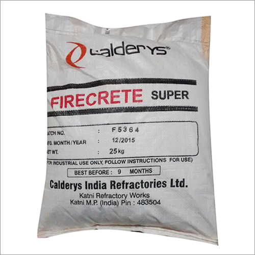 Fire Crete Super Castable