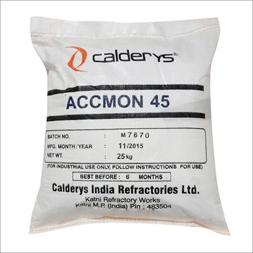 Accmon 45 Low Cement Castable