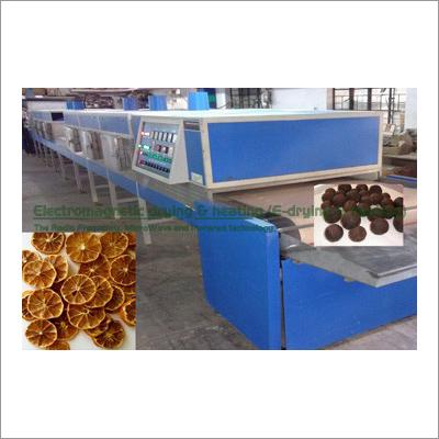 Whole Lemon Electromagnetic Conveyorised Drying-Sterilization System