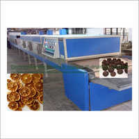 Whole Lemon Electromagnetic Conveyorised Drying-Sterilization System