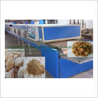 Amla Electromagnetic Conveyorised Drying-Sterilization System