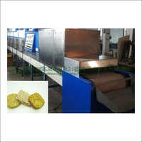 Pasta Electromagnetic Conveyorised Drying-Sterilization System