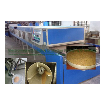 Paddy Microwave Processing System