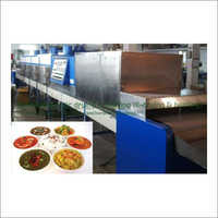 Ready to Eat Food Products Drying-Sterilization System