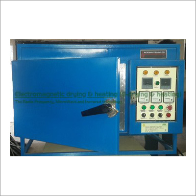 Microwave Preheater For Rubber Moulding Parts