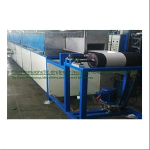 Continuous Microwave Vulcanization System For Rubber Profile
