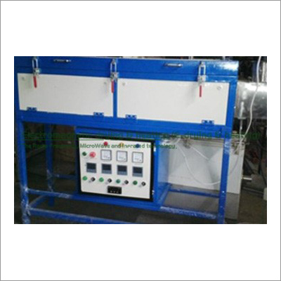 Continuous Infrared Vulcanization System For  Silicon Rubber profiles.