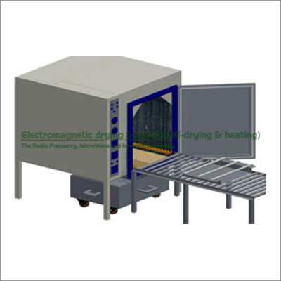 Microwave core drying systems for  Foundry