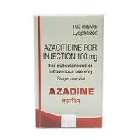 Azadine Azacitidine 100 mg Injection