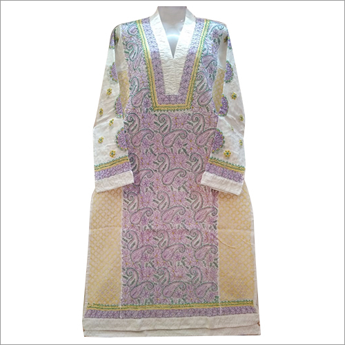 Ladies Chikan Suit