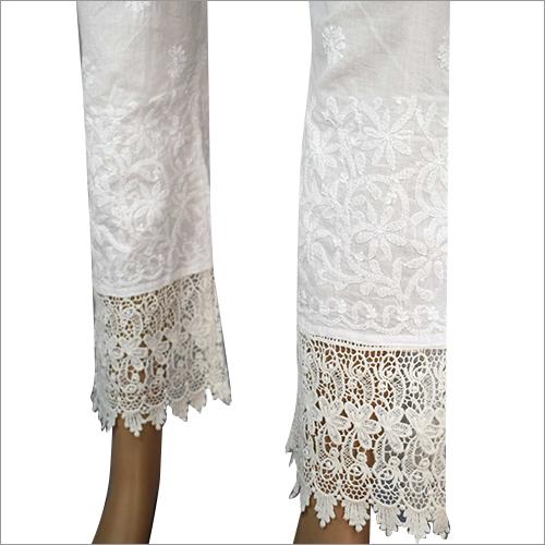 Ladies Designer Chikankari Palazzo