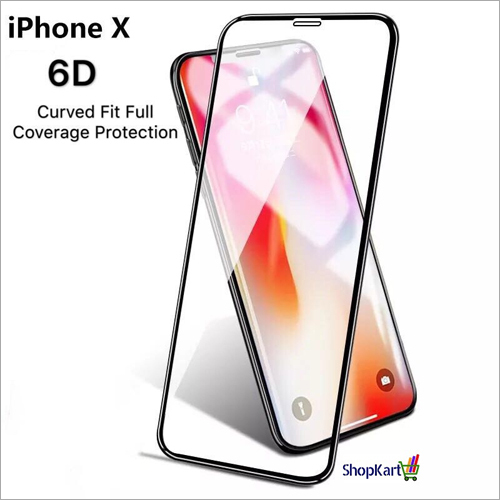 6D Mobile Tempered Glass