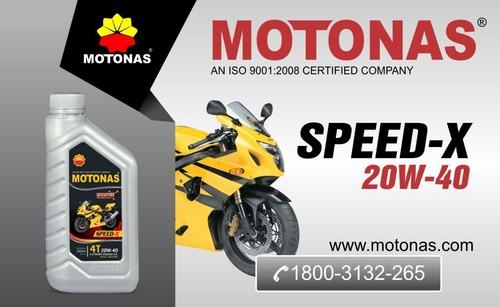 Motonas Speed X 20w-40
