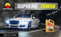 Motonas Supreme 20w50