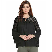 Ladies Full Sleeve Top