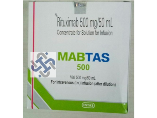 Mabtas Rituximab 500mg Injection