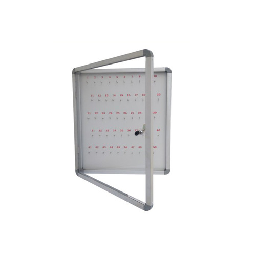 Key Holder Board With 30 Hooks