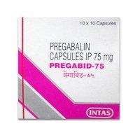 Pregabalin Capsules IP 75 mg