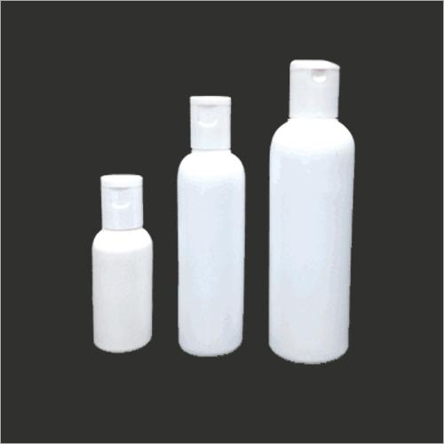 Round Shampoo Bottles