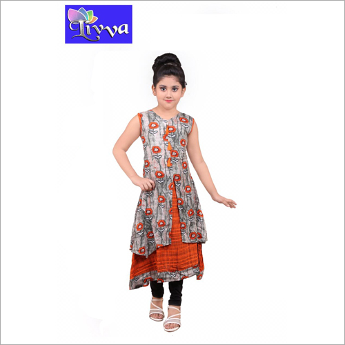 Kids Cotton Kurti