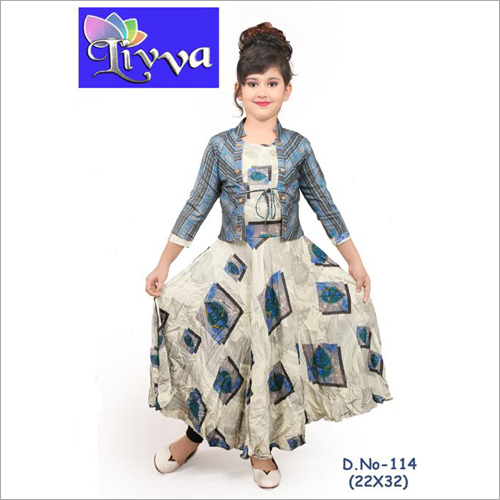 Kids Party wear Frock