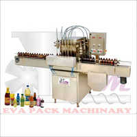 Automatic Six Head Liquid Filling Machine
