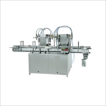 Fully Automatic Eight Head Liquid Filling Machine