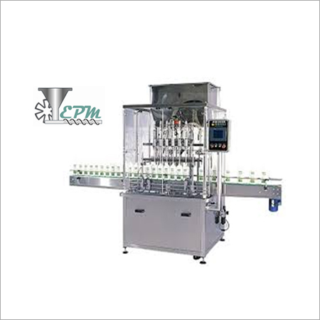Rose Water Filling Machine