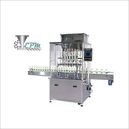 Rose Water Filling Machine