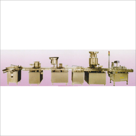 Liquid Filling Capping Machine Line