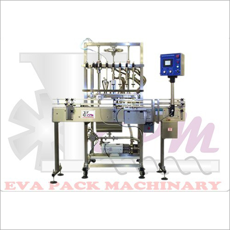 Multi Head Liquid Filling Machine