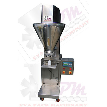 Filling Machine With Weigh System