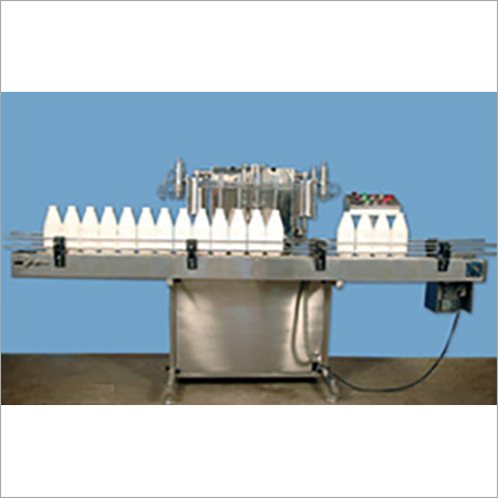 Water Filling Capping Machine