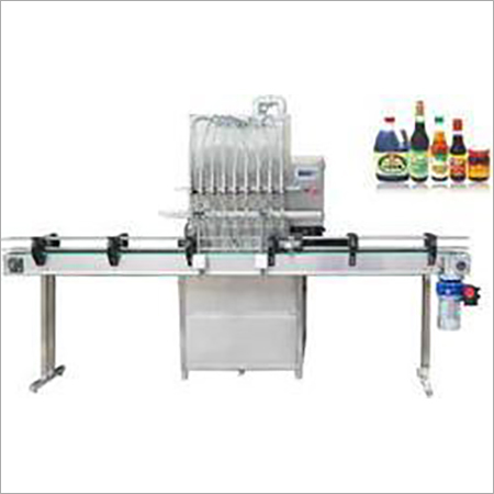 Six Head Liquid Bottle Filling Machine