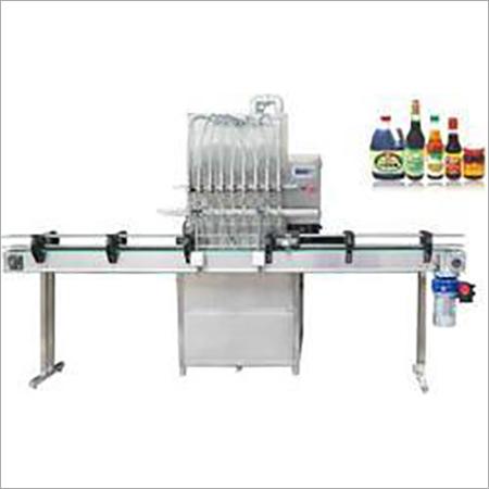 Six Head Liquid Bottle Filling Machine